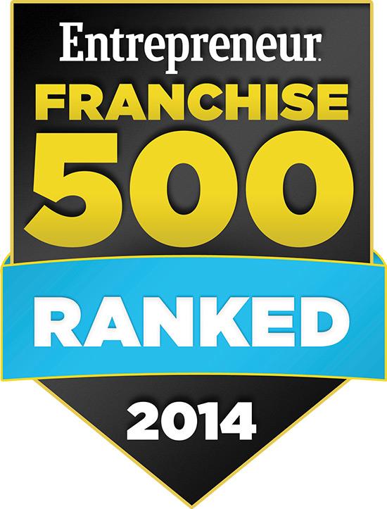 franchise-500-2014-badge-ranked
