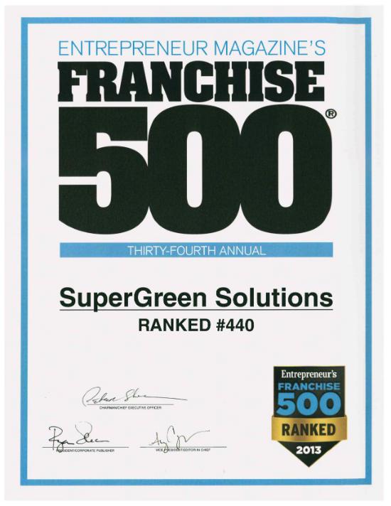 2013 Top 500_SuperGreen-w550
